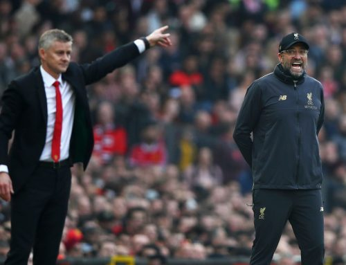 Preview: Manchester United vs. Liverpool