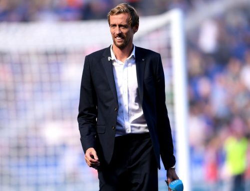 Peter Crouch Talks United Rivalry