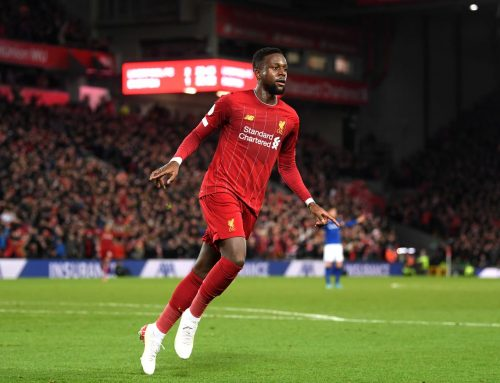 Your Latest Liverpool Conspiracy: Divock Origi is a Vampire