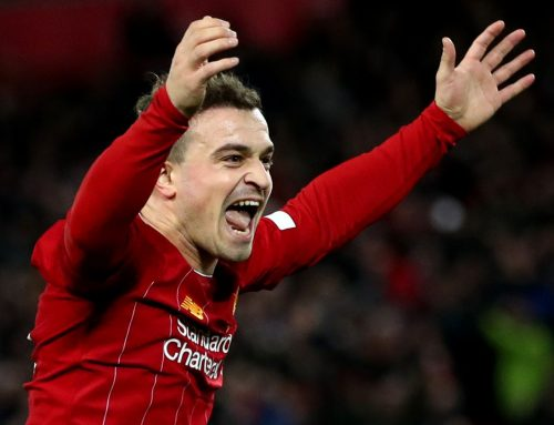 Rumour Mongering: Galatasaray Delegation in Liverpool to Secure Shaqiri Signing