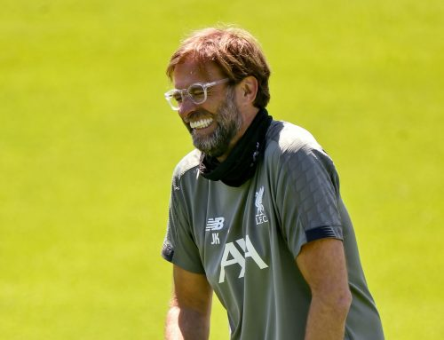 Jürgen Klopp Says Liverpool Still Have a Chance of Winning the Premier League at Anfield