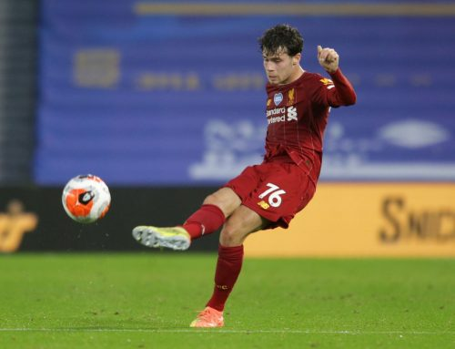 Neco Williams Discusses His Fast Rise at Liverpool