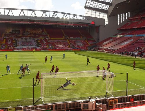 Digging Deeper Into Liverpool's Draw With Burnley