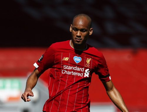 Fabinho Discusses the Disappointing Burnley Draw