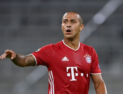 Thiago Wants Liverpool Move