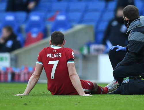Liverpool's Midfield Conundrum Continues With James Milner's Hamstring Injury