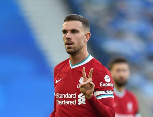 Jordan Henderson Admits Frustrations After Liverpool's Controversial Draw with Brighton