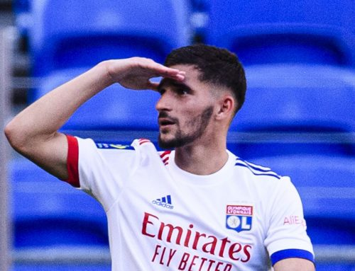 Rumour Mongering: Reds Favourites for Aouar as Arsenal Drop Out