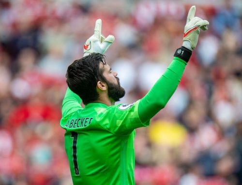 """Alisson: """"We Were Working Hard Defensively To Keep The Clean Sheet"""""""